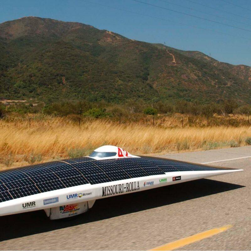 The 2003 Solar Car