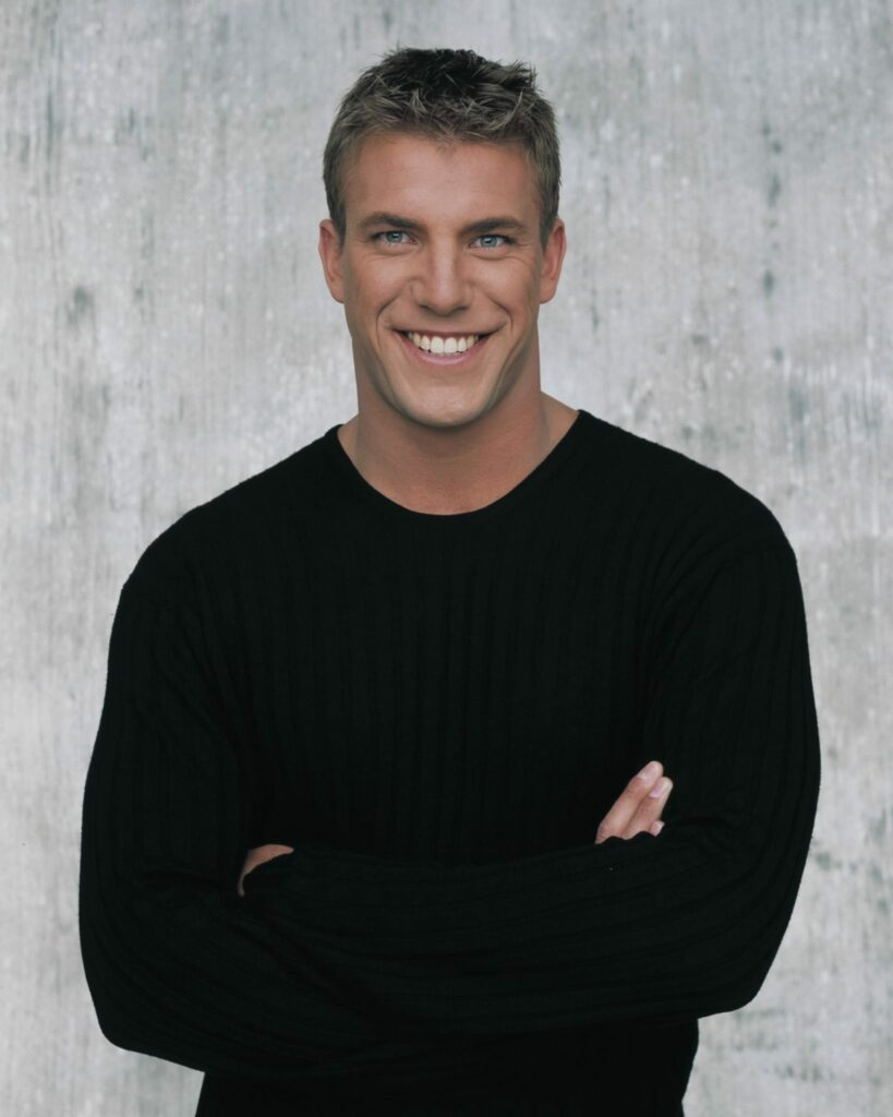 "Aaron Buerge was the focus of season two of ""The Bachelor"" in 2002."