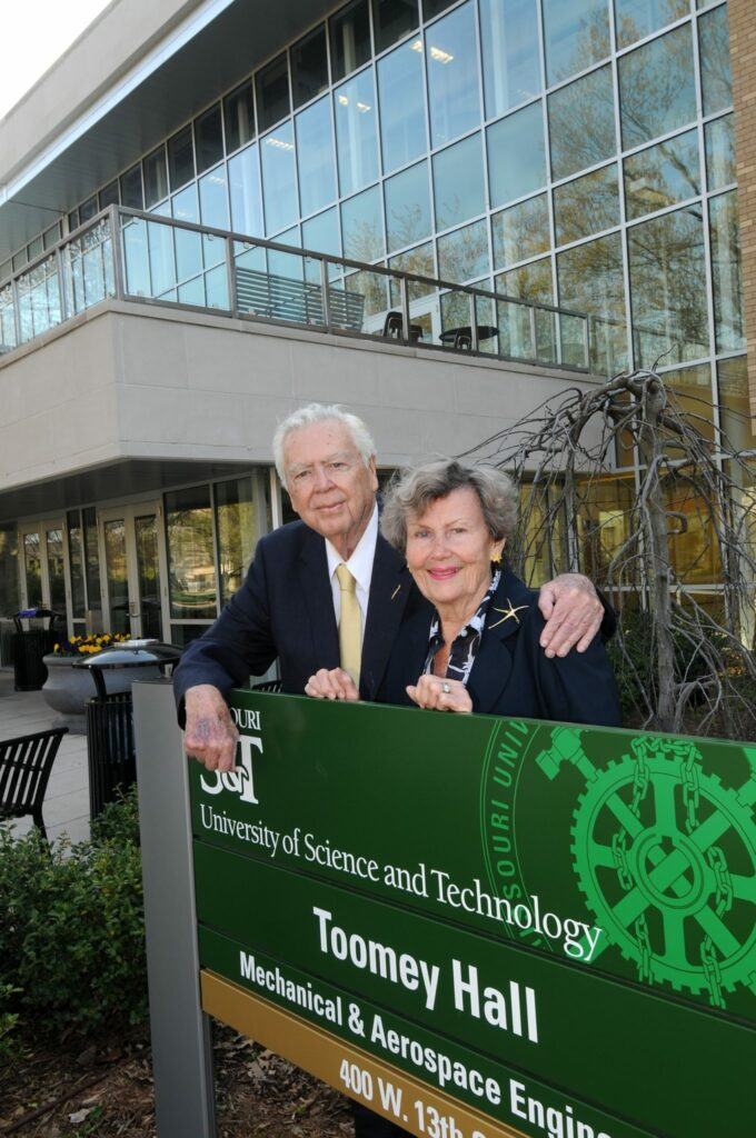 John Toomey founded both VSE Corp. and Starr Management Corp.