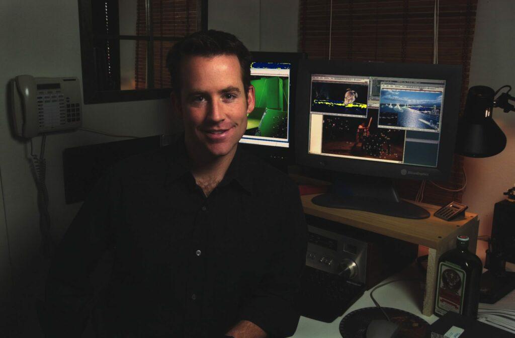 For his work, Steve Sullivan won three Academy Awards.