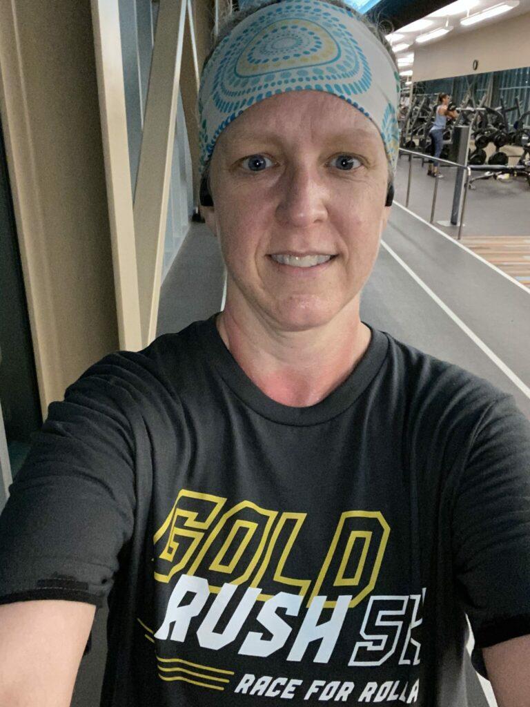 Jennifer Marshall - Miner 5K Participant
