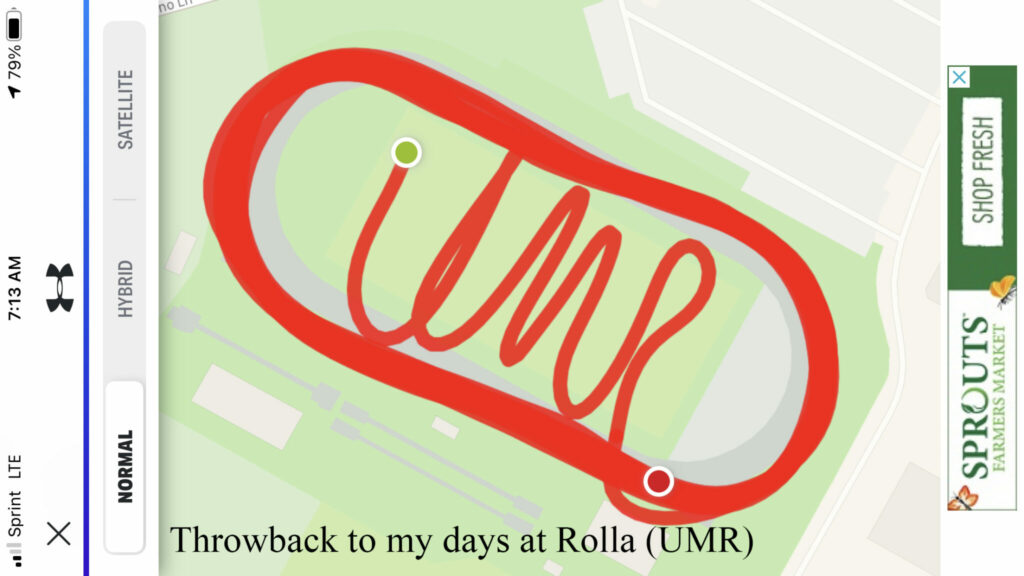 UMR_route