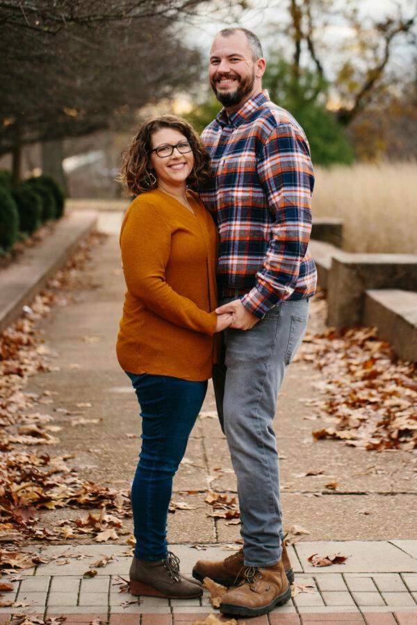 Katie (Thompson) and Dan Aiken