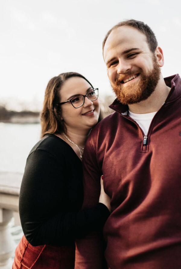 Will Annunziata and Rebecka Connor