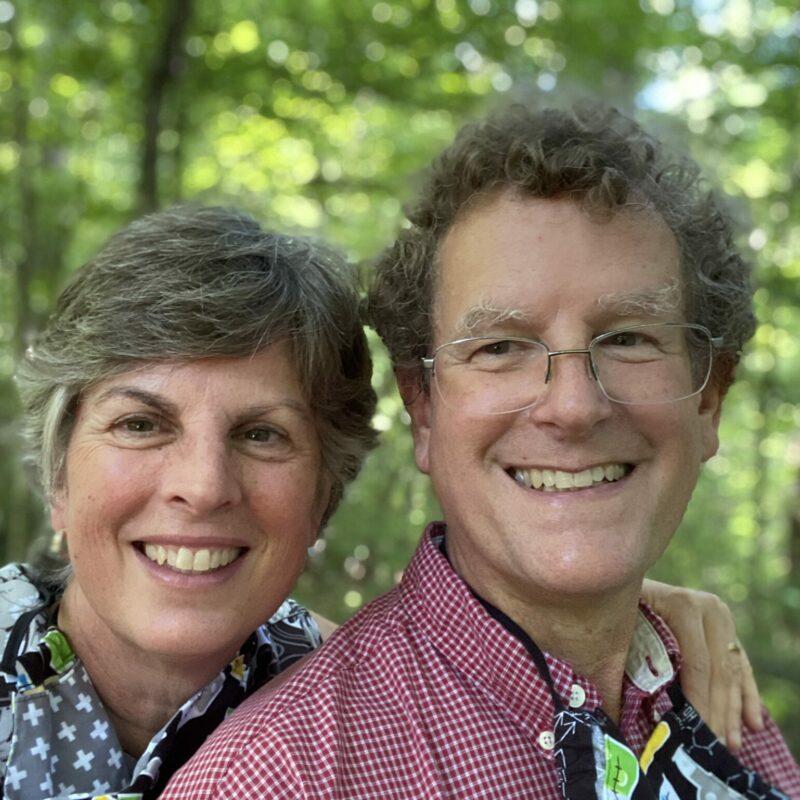 Rosalie (Larson) and Stan Hadley