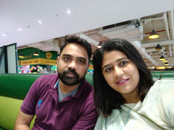 Sudha Sneha Devarakonda and Karthik Kumar