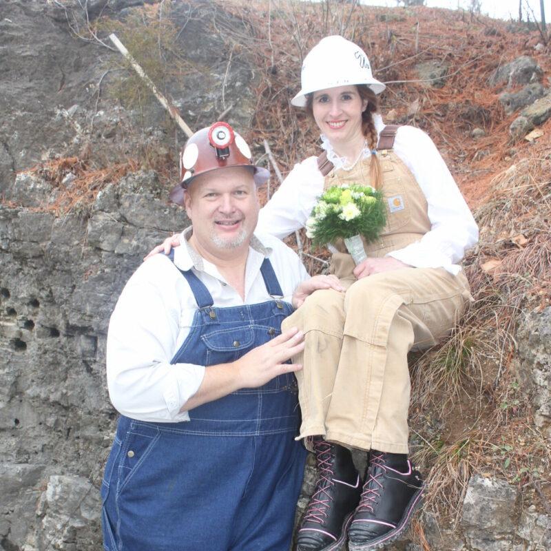 Genevieve (DuBois) and Greg Sutton